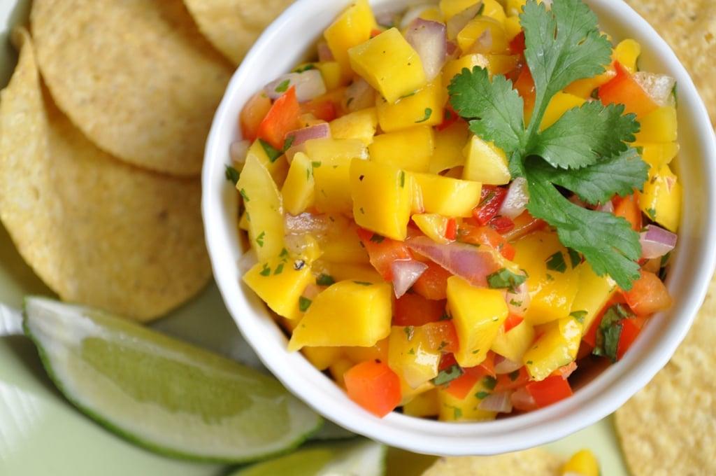 Yummy Mango Salsa