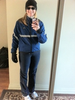 How to run outside in the winter - these are great winter running tips for winter running motivation!  #winterrunning #runningmotivation #runningtips