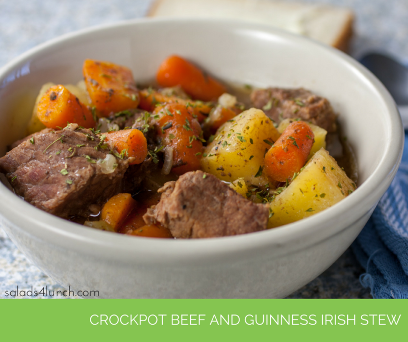 Easy to Make Crockpot Beef and Guinness Irish Stew Recipe