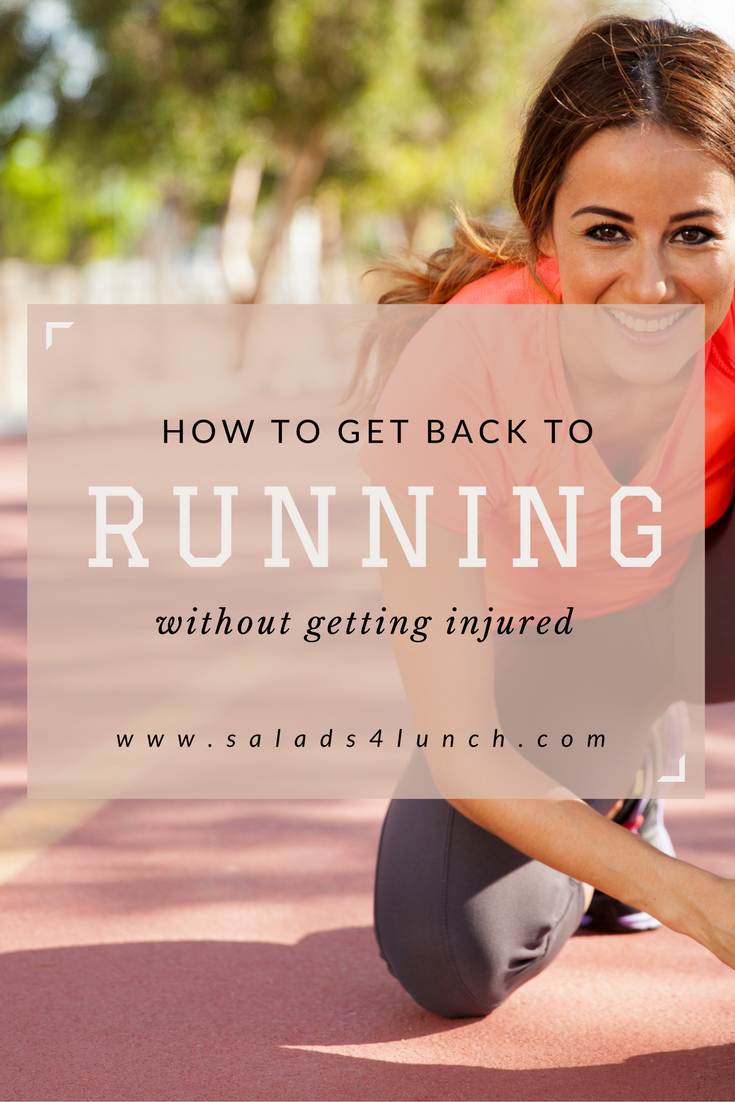 How to get back to running - Looking to return to running? Here's some great tips! #runningtips #beginnerrunner #startrunning #runningmotivation #running