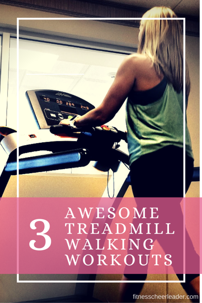Whether you're a beginner or have been walking for a while, these awesome treadmill walking workouts are sure to add some fun to your treadmill walk! #runningmotivation #treadmillmotivation #treadmillworkout