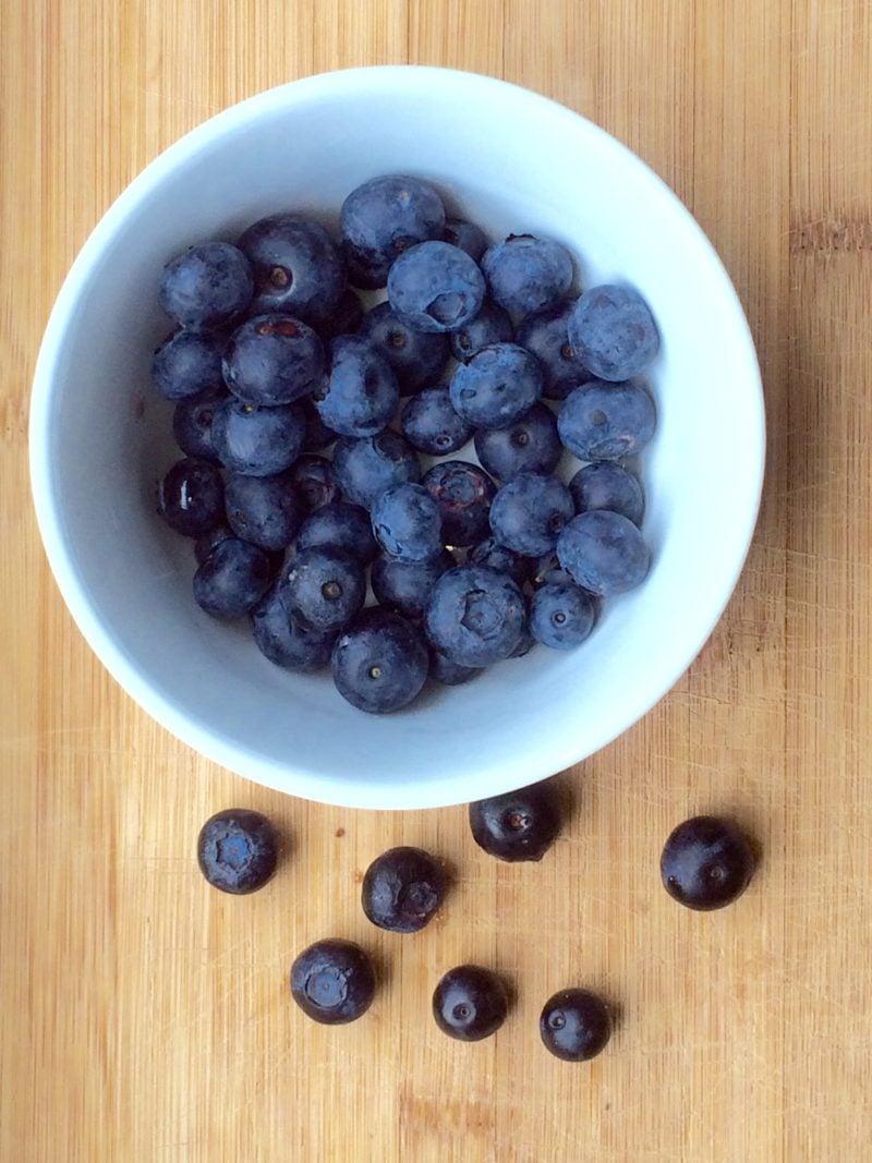 Blueberry Balsamic Vinaigrette Salad Dressing Recipe