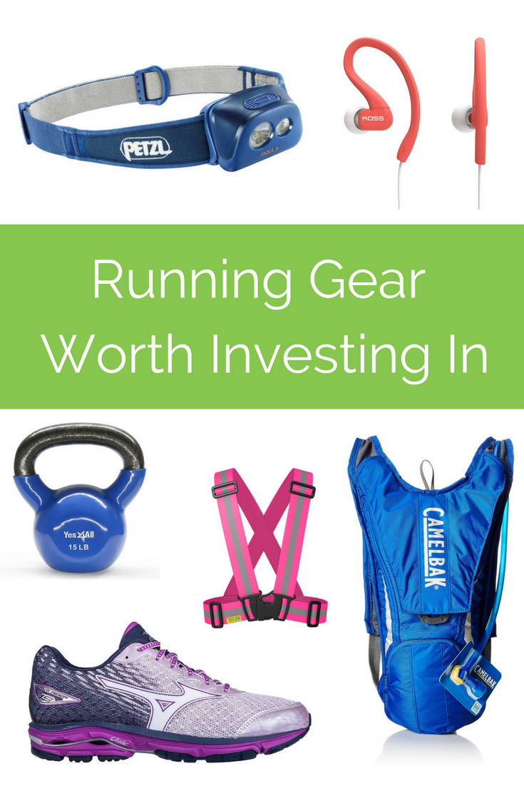 Running gear that's worth investing in, and running gear that isn't