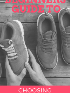 Beginner's Guide to Choosing Running Shoes