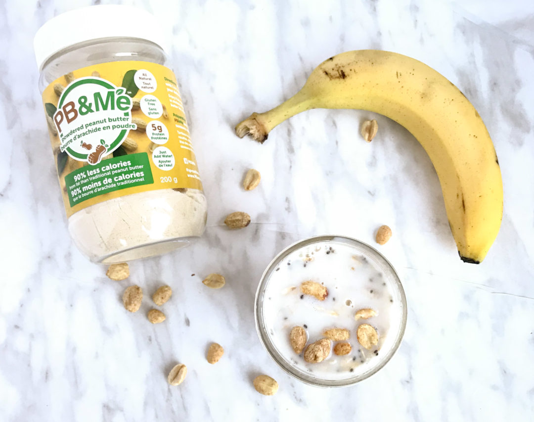 Shake & Go Peanut Butter Banana Protein Overnight Oats and 4 Mistakes to Avoid When Making Overnight Oats