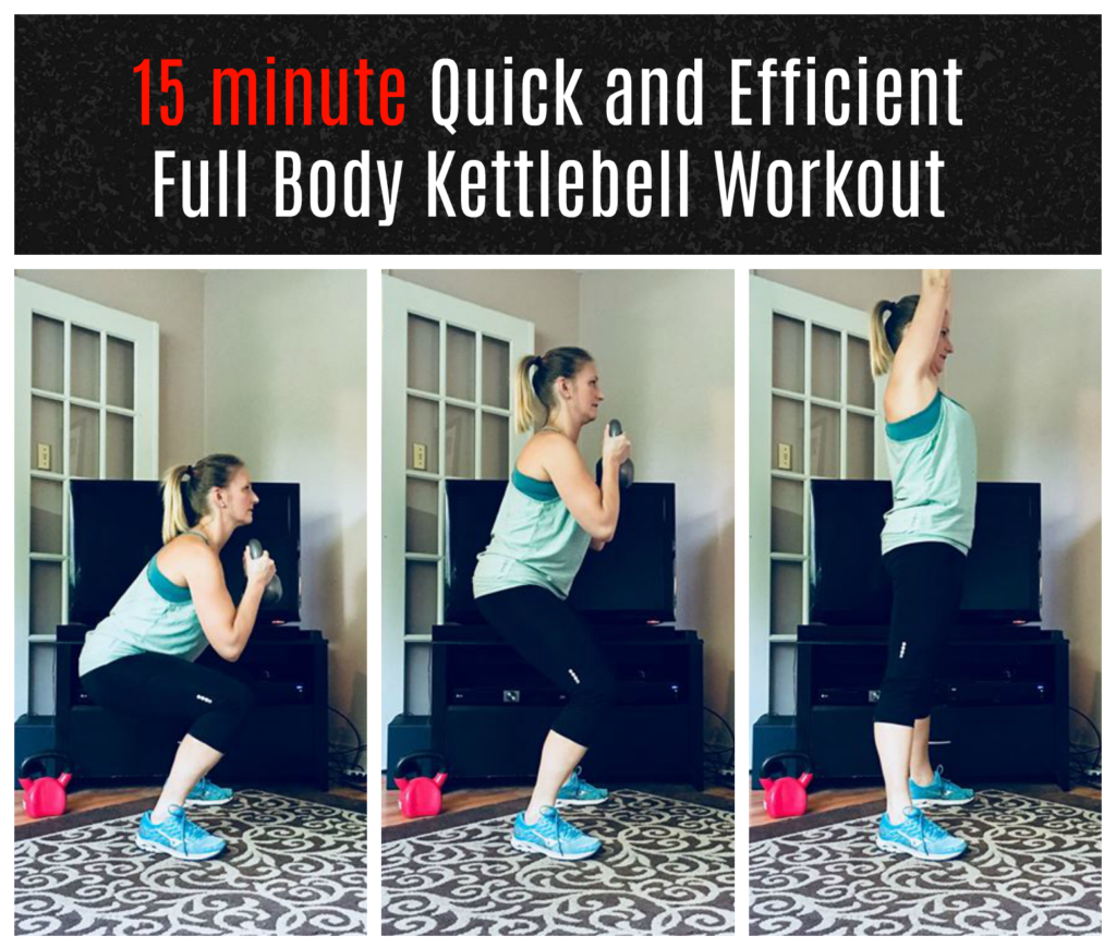 Looking to improve your running performance? look no further than the kettlebell.Here are my four favourite exercises for a quick and efficient full body kettlebell workout.