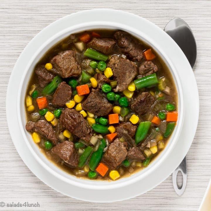 Beef and Guinness Irish Stew
