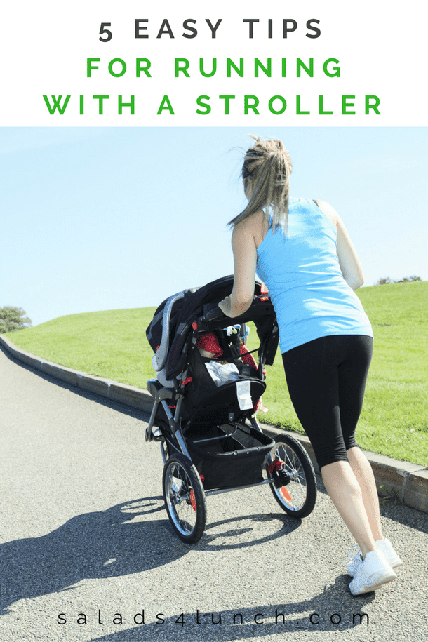 Tips for Running with a Stroller: Answers to your questions about technique, safety, how your baby will cope, when to start and so much more.