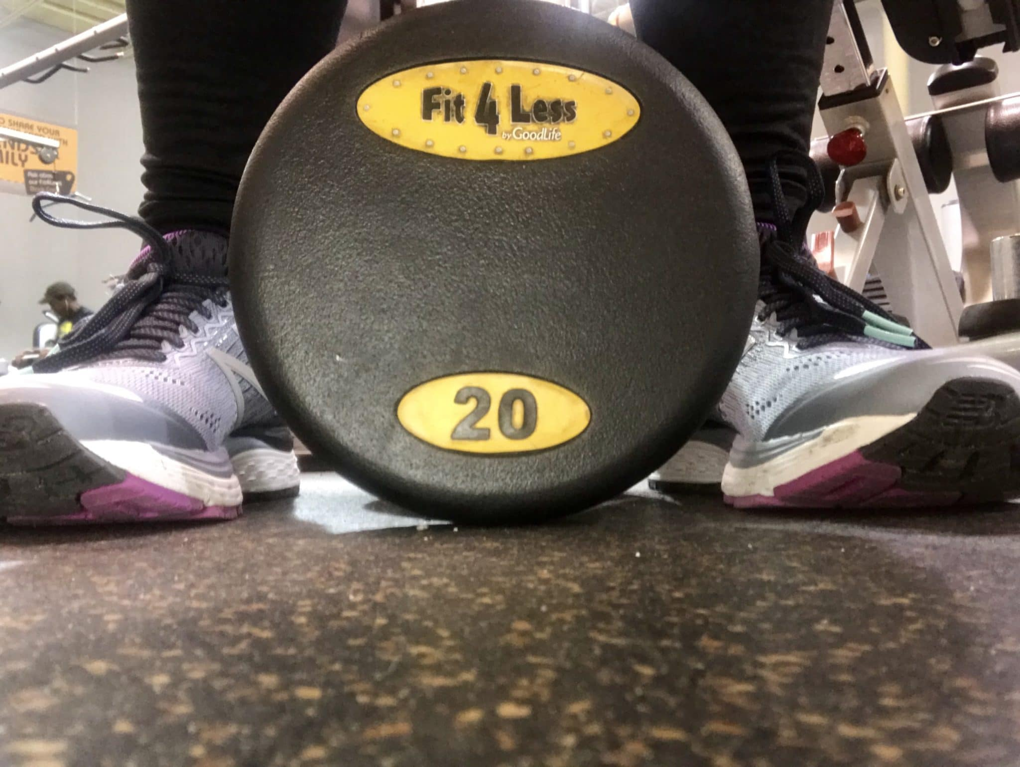 Fit4less Dumbbell