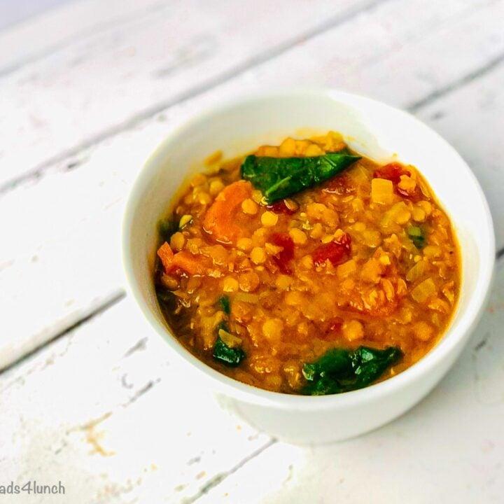 Italian Hearty Lentil Stew