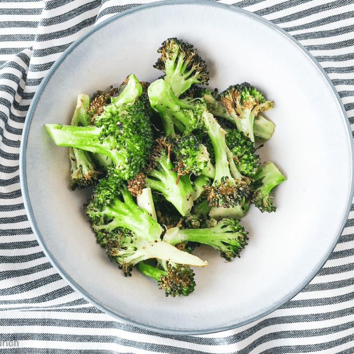 Easy Air Fryer Broccoli