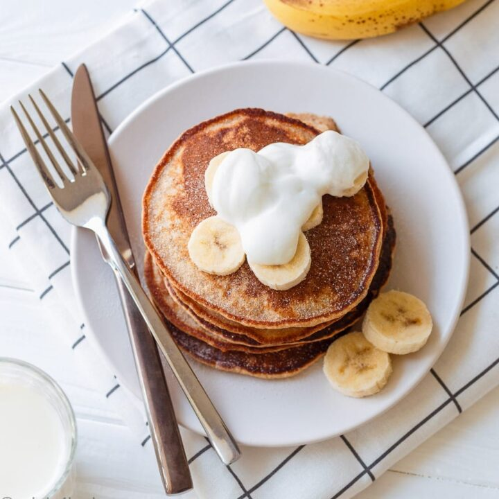 Fluffy No Sugar Whole Wheat Pancakes Recipes